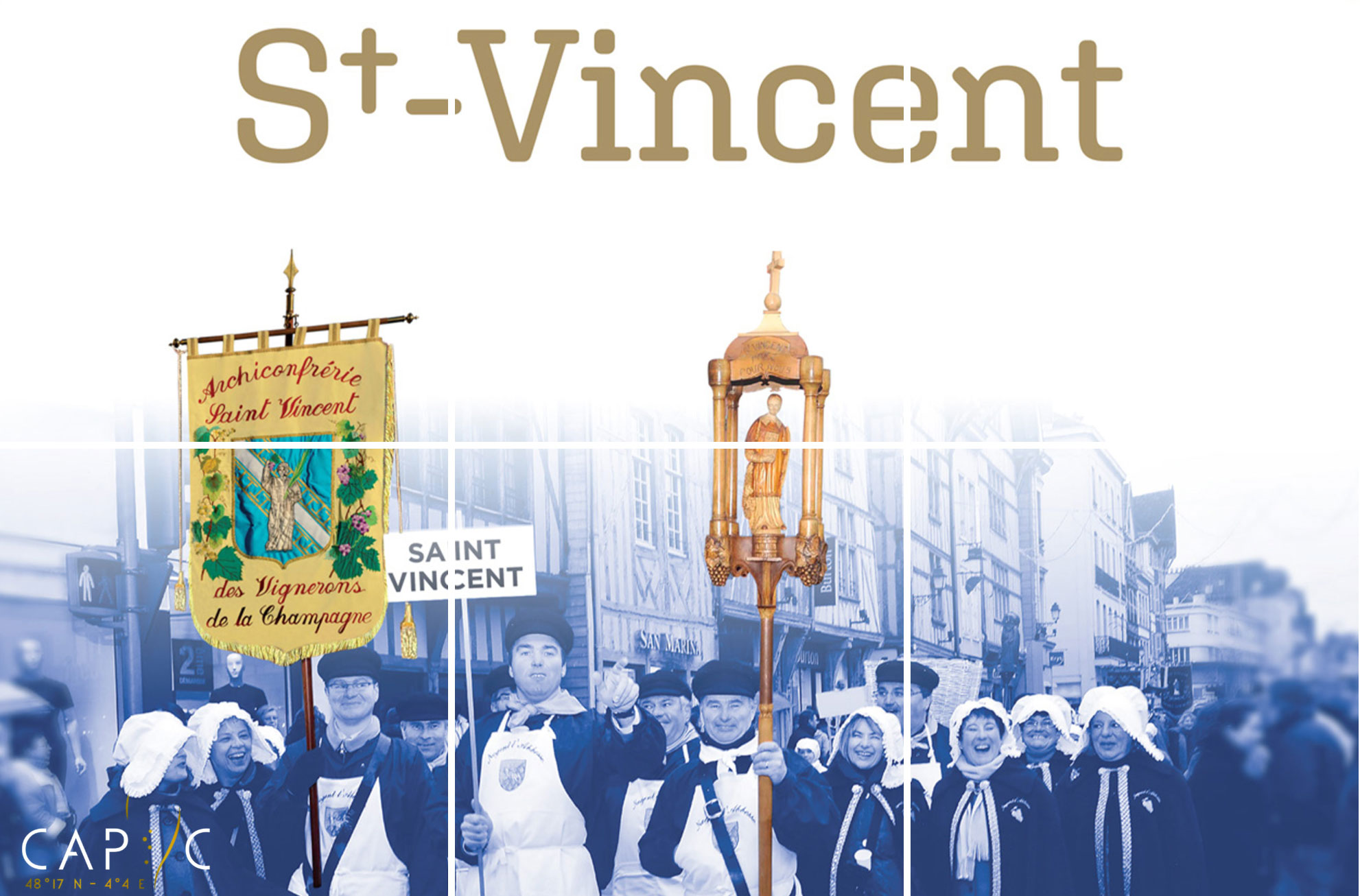 Bannière Archi Confrérie Saint-Vincent