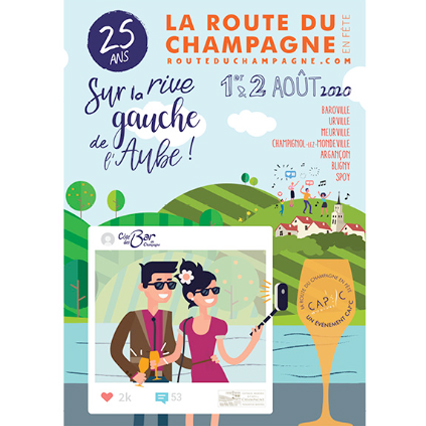 FLYER ROUTE DU CHAMPAGNE